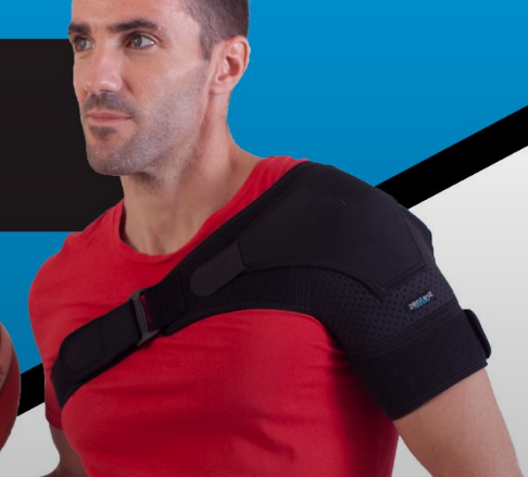 Zenkeyz shoulder brace
