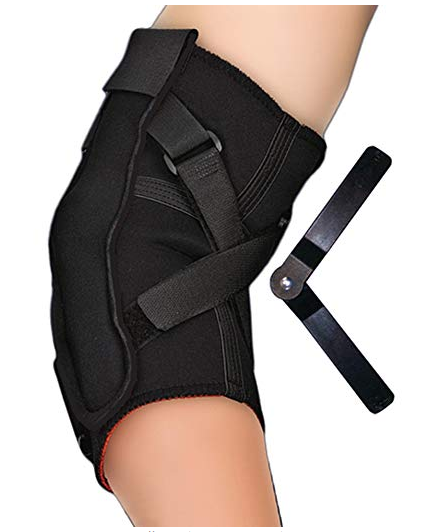 elbow hyperextension