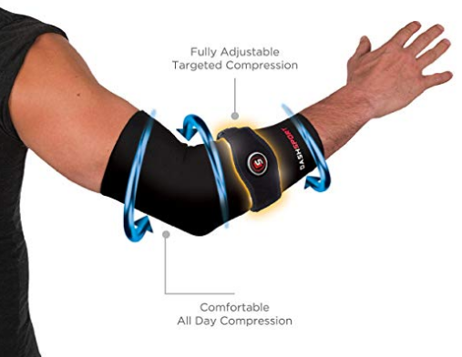 copper compression brace