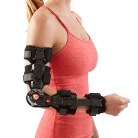 hinged elbow braces 7